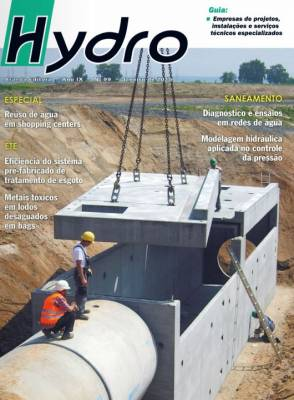 Modelagem hidráulica aplicada no controle de pressão - Saneago - EPANET